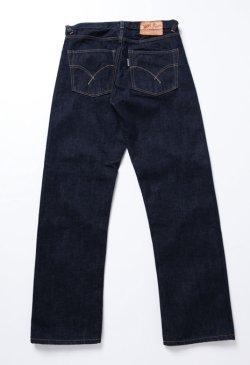 画像2: BLUE  BLUE(ブルーブルー)  PP949オールドスタイルストレートジーンズ