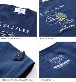 画像2: MT RAINIER DESIGN MARK GONZALES TEE DOWNHILL