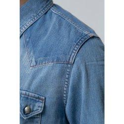 画像3: BLUE BLUE(ブルーブルー) ST814 オールドスクール ウエスタンシャツ