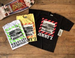 画像1: STANDARD CALIFORNIA  JIMMY'Z × SD Bomb Logo T