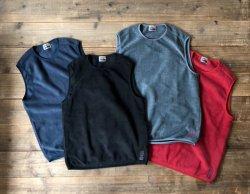 画像1: STANDARD CALIFORNIA  SD Fleece Easy Vest / DLS L2